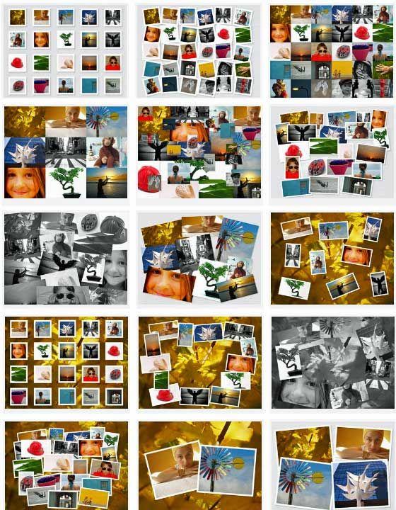 photovisi1   Photovisi: Free Online Collage Maker