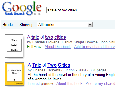 download books from google book search