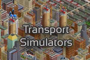Two Free Transport Simulator Games