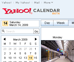 Organize Your Life With Yahoo Calendar