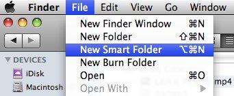 Simple Ways To Organize Your Files In Mac 01 new smart folder