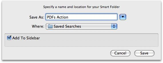 Simple Ways To Organize Your Files In Mac 03 save smart folder