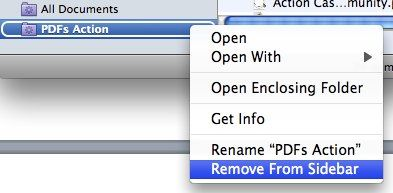 Simple Ways To Organize Your Files In Mac 04 remove smart folder