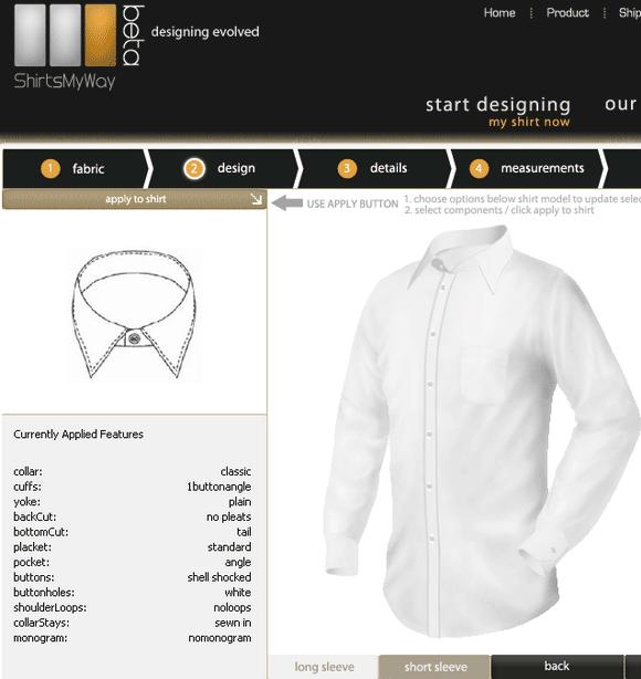 design your own shirt online