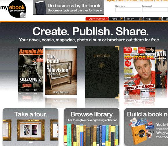 ebook creation