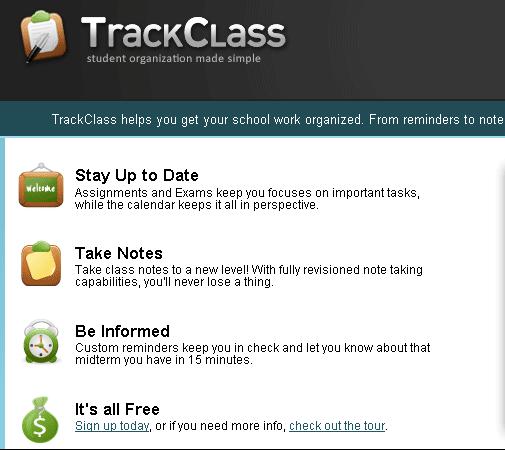 organize your school work