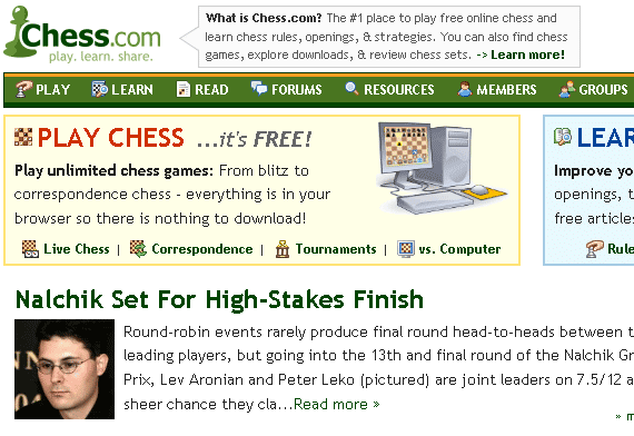 image199   Chess.com: Play Game Of Chess Online