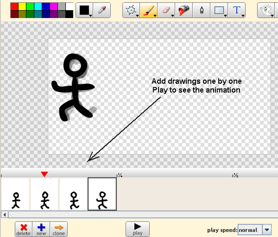 create drawings