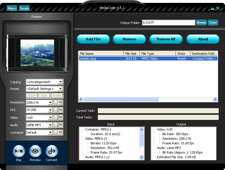 5 Easy To Use Freeware Video Converters