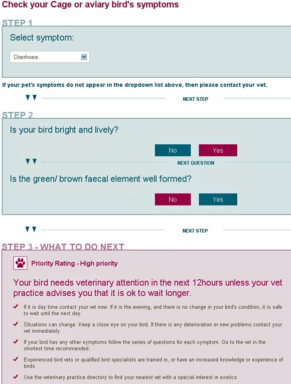 vethelpdirect1   VetHelpDirect: Diagnose Your Pets Symptoms Online