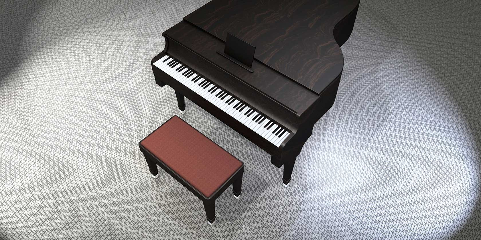 Learning Piano