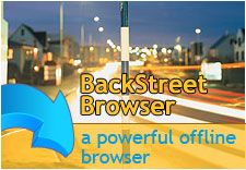 Download Blogs For Offline Reading with BackStreet [Windows]