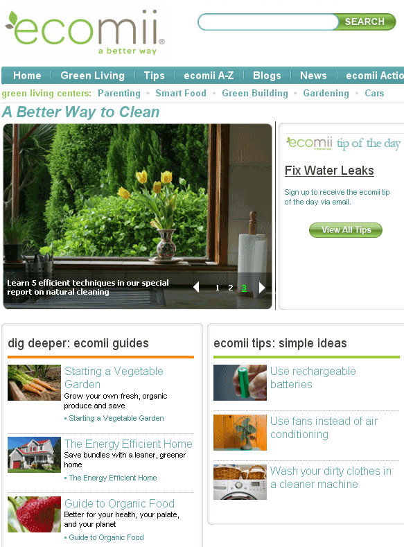 green living resources
