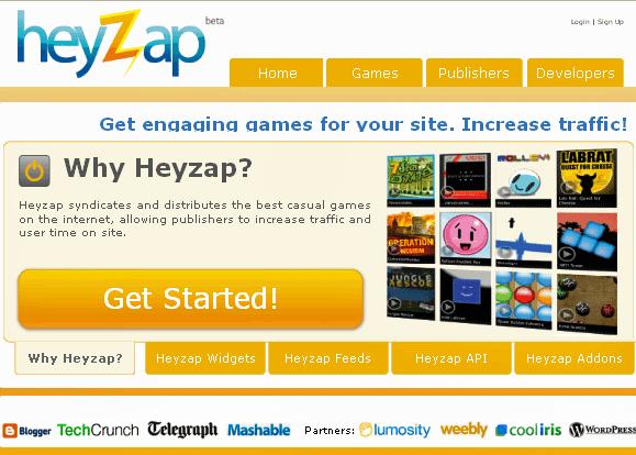 embed flash games on website