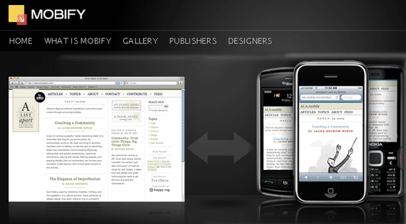 mobilize your blog