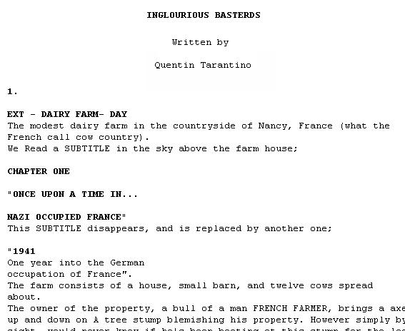 image226   IMSDB: Read Movie Scripts Online