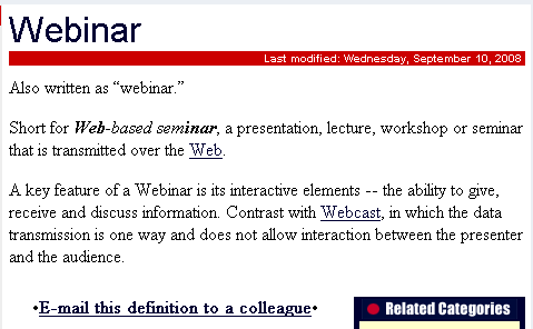 Webopedia: Dictionary Of Internet Terms And Their Meanings image230