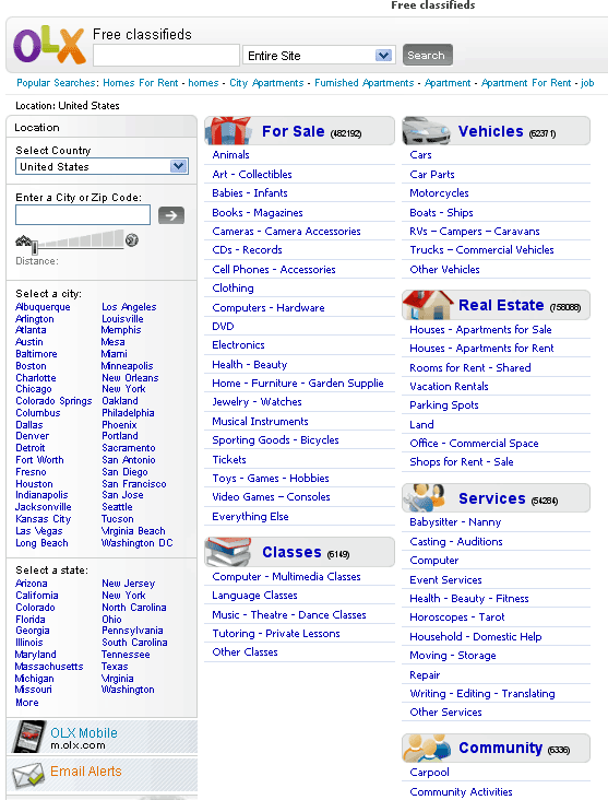 classifieds that work