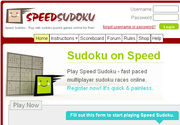 play sudoku against others