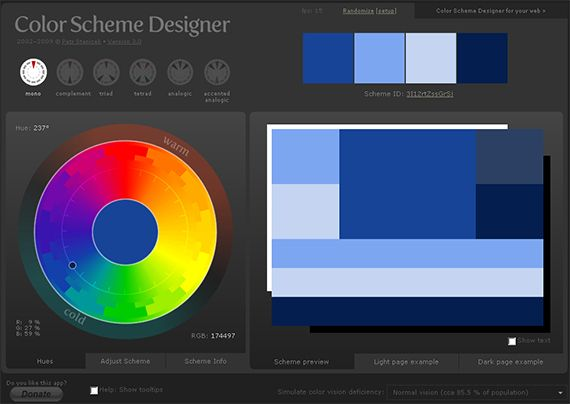 The Ultimate, Free Online Color Schemer To Help Complement Your Colors 1