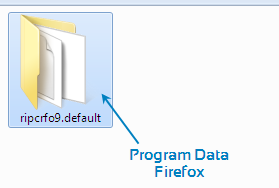 Backup Program Data & Personal Settings with FBackup ffappdata