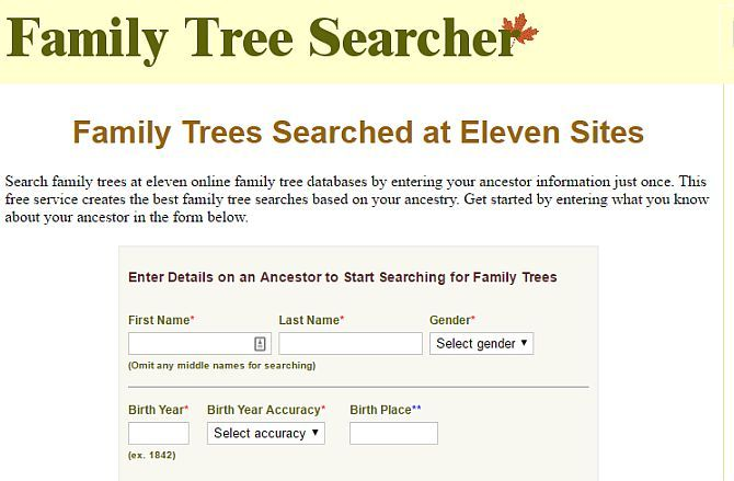 Top 10 Free Genealogy Websites to Find Ancestors genealogy5 1