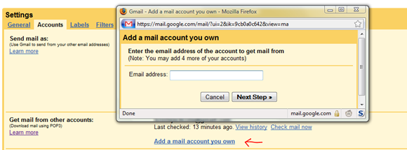 How To Access Hotmail Email Messages from Your Gmail Account gmailmaildownload