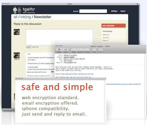 email collaboration tool