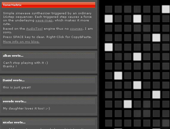 image136   ToneMatrix: Free Music Synthesizer