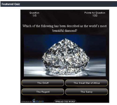 create quizzes online