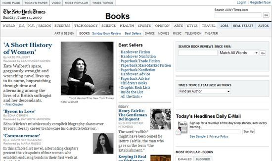 the 8 best book review sites