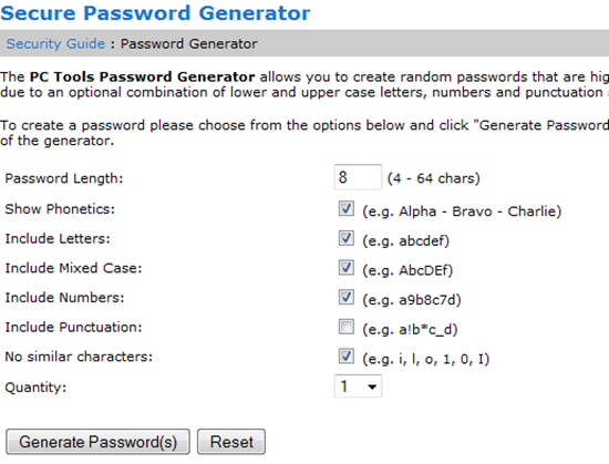 5 Free Password Generators For Nearly Unhackable Passwords image85