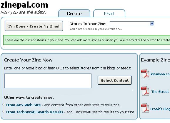 online ebook creator