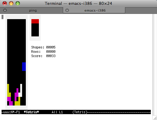 4 Fun And Simple Things You Can Do Using Terminal [Mac] 01a tetris