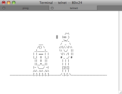 4 Fun And Simple Things You Can Do Using Terminal [Mac] 02a star wars iv