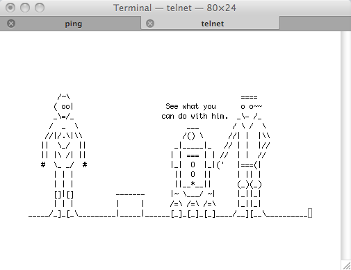 4 Fun And Simple Things You Can Do Using Terminal [Mac] 02b star wars iv