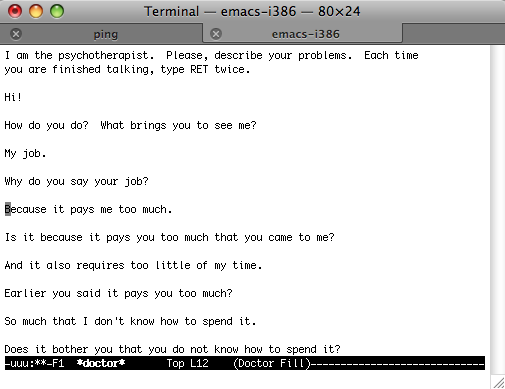 4 Fun And Simple Things You Can Do Using Terminal [Mac] 04 doctor