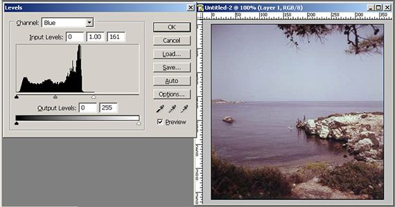 How to Color Correct RGB Images Easily in Photoshop 7