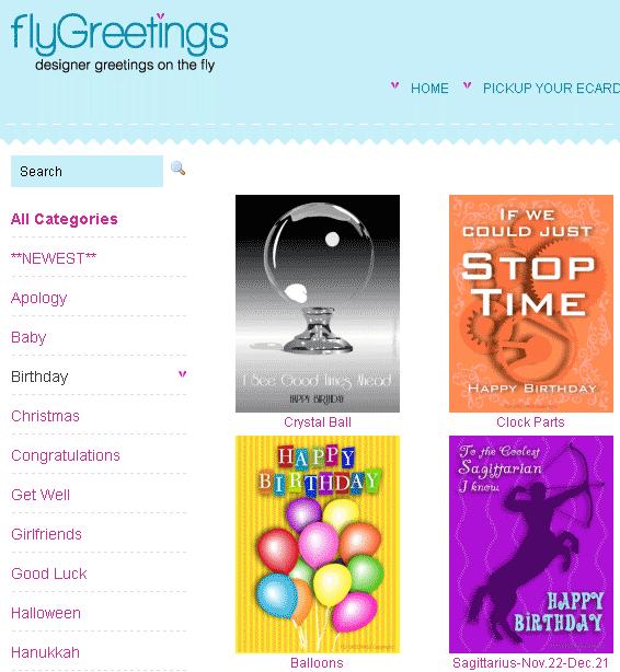 Image16   FlyGreetings: Stylish, Quality Designer e Cards