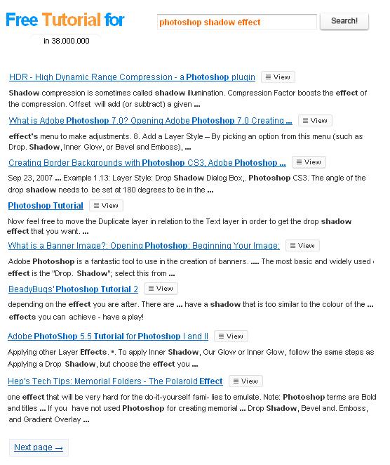 free internet tutorial pdf download