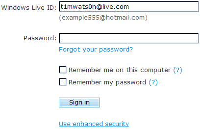 How to Make Your Hotmail Sign In More Secure