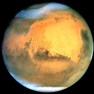 Learn Interesting Geographical Facts About Mars On Google