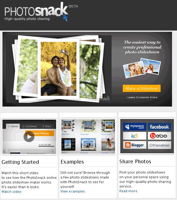picture slideshow maker