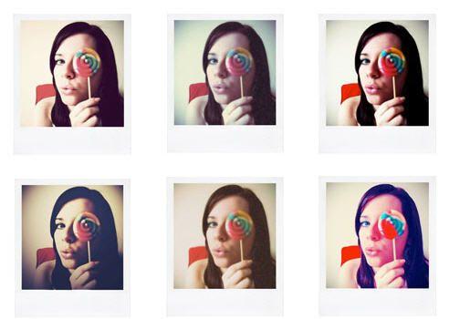 create polaroids online