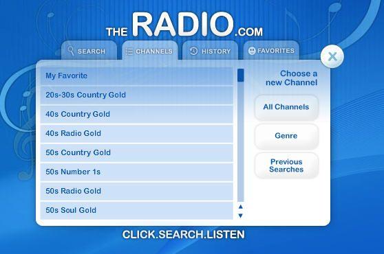 radio on demand