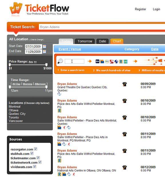 best ticket deals