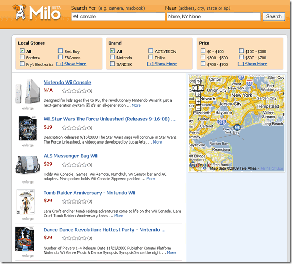 Milo- Find Cheapest Local Store for the Item You Want to Buy untitled4