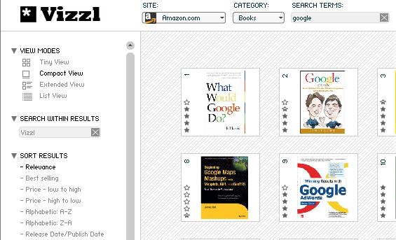 amazon visual search