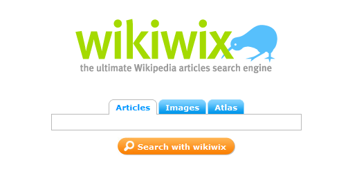 Wikipedia Search engine