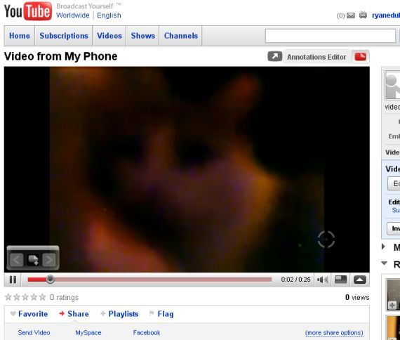 How to Get on YouTube at School Using Mobile Internet youtube6